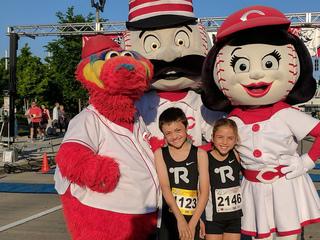 10-year-old 10K winner already eyeing Olympics