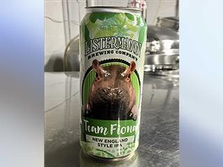 Listermann Brewing Co. creates Team Fiona IPA