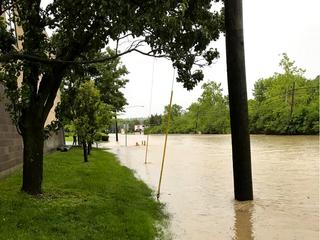 Flooding puts parts of Colerain Twp. underwater