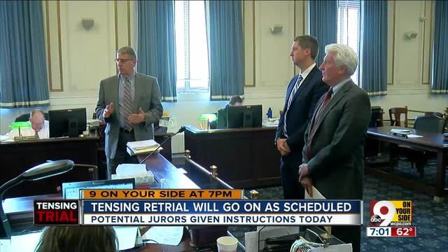 Tensing retrial will go on as scheduled