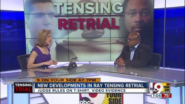 New developments in Ray Tensing retrial