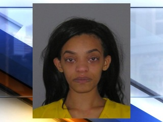 Mom arrested after toddlers found wandering