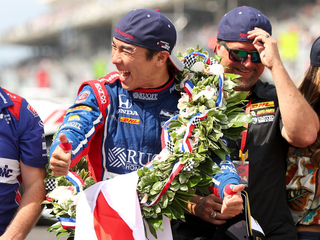 Takuma Sato is first Japanese winner of Indy 500