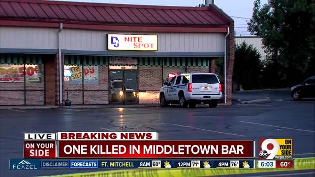 Police say man killed, 2 others injured in Ohio bar shooting