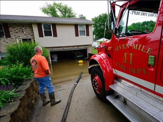 Flood damage? How you could get a tax break