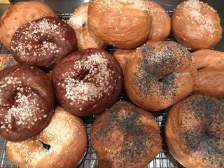 Real New York-style bagels in Cincinnati?! Yup