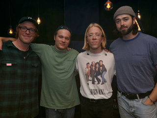 Slow Caves' surf rock sound comes to Lounge Acts