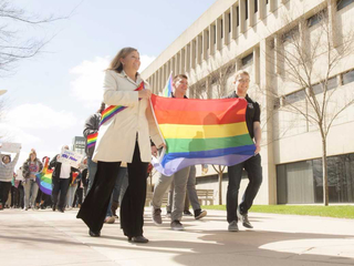 NKU ranks among best colleges for LGBTQ students