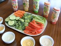 NKU grad's dip tricks kids to eat their veggies