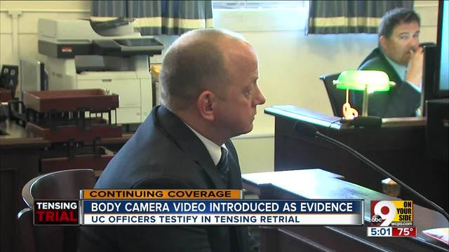 Opening arguments in Ray Tensing retrial