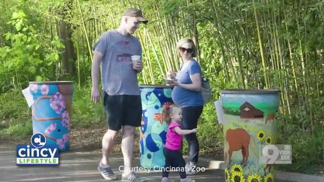 Cincy Lifestyle - Install your own Rain barrel