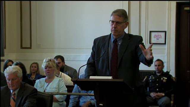 Alicia Napier testifies in Ray Tensing retrial