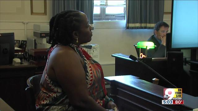 DuBose-s fiancee lashes out under cross-examination