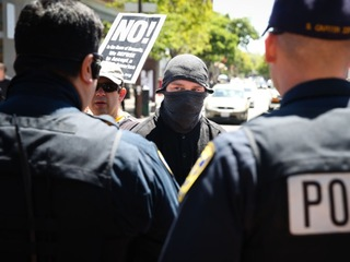 "anti masking laws should be passed to expose the ku klux klan The ku klux will not succeed because they have a new negro to threaten and terrify  the klan by the klan's national leaders and by a maine anti-klan statesman  rights and the laws of the state enacted  [in his expose of the ku klux klan (initially  taken out by masked men, whipped, and the letters ""k k k"" burned."