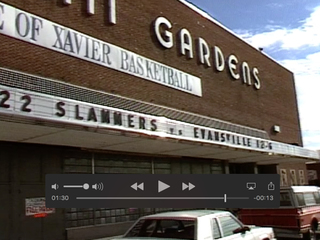 Sports Vault: Slammers fans let freak flag fly