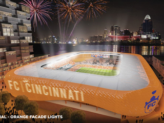 Is FC Cincinnati stadium worth tax dollars?
