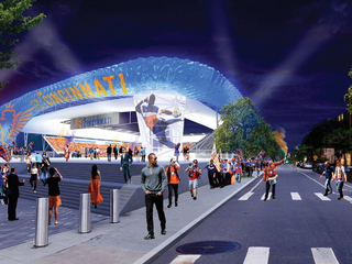 Meet the man behind FC Cincy's stadium design