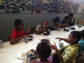 Free or reduced-cost meals not just for school
