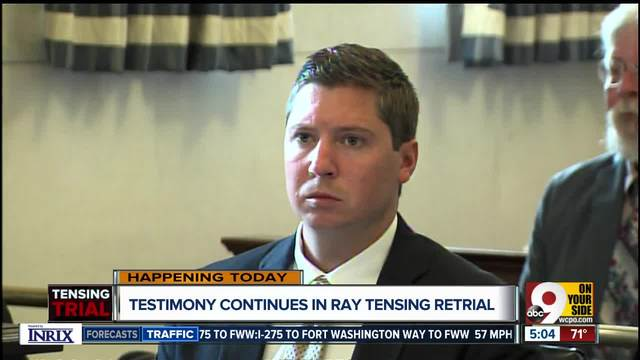 Multiple witnesses expected to testify in day five of Ray Tensing murder retrial