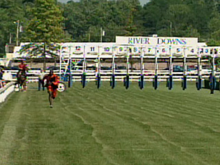 Sports Vault: Remember when Chad raced a horse?