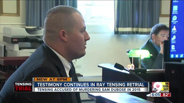 Defense testimony begins in Ray Tensing retrial