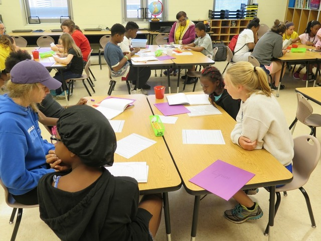 Camp gives homeless kids summer of fun, learning