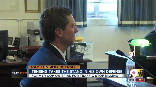 Jury to decide Ray Tensing-s fate -- again -- starting Monday