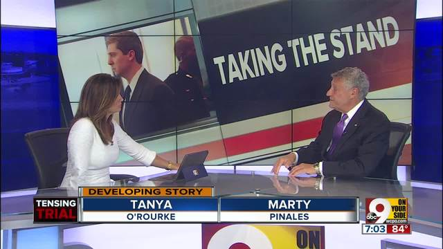 Attorney Marty Pinales discusses the Ray Tensing trial