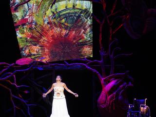 Cincinnati Opera brings Frida Kahlo to life