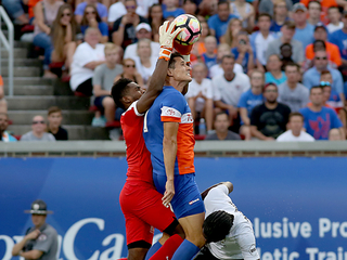 FC Cincinnati ties Charleston Battery 2-2