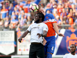 Late goal helps salvage 2-2 draw for FC Cincy