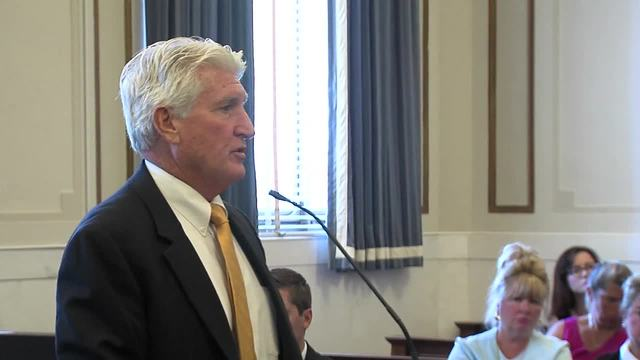Ray Tensing retrial- Defense attorney Stew Mathews delivers closing arguments
