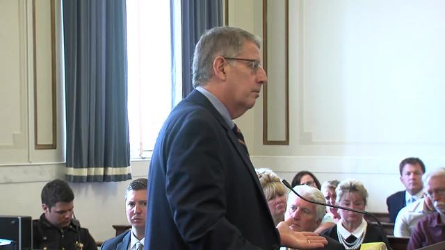 Ray Tensing retrial- Chief Assistant Prosecutor Seth Tieger rebuts…