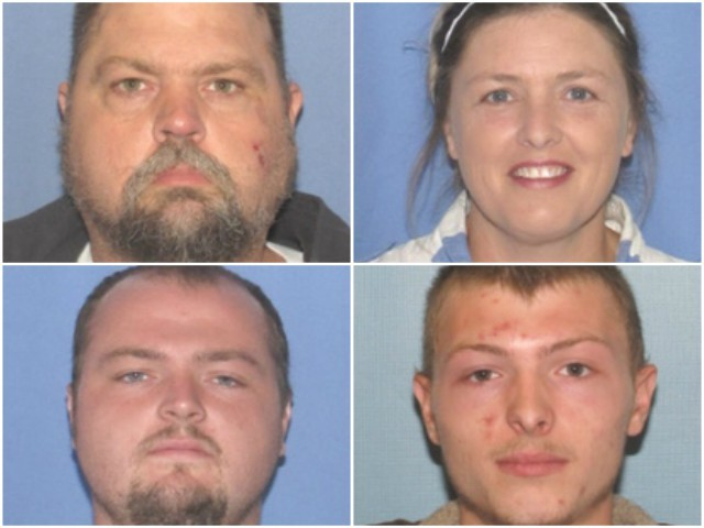 Ohio Attorney General seeks information on four people in Pike County murders