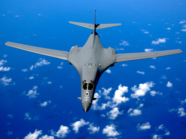 US sends supersonic bombers in show of force against N Korea