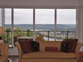 Home Tour: Look down at Eden Park from the couch