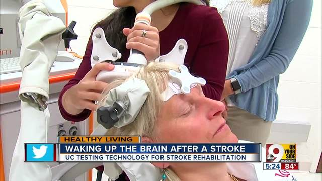 UC study tests electromagnetic pulse that can wake up the brain