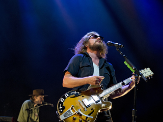 GALLERY: My Morning Jacket plays PNC Pavilion