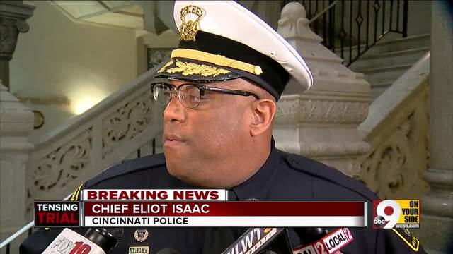 Cincinnati city leaders respond to Ray Tensing mistrial