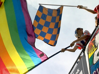 FC Cincinnati celebrates Pride at latest game