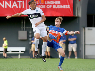 GALLERY: FC Cincy wins 2-0 over St. Louis FC