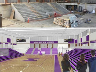 See what makes new Middletown gym so fancy
