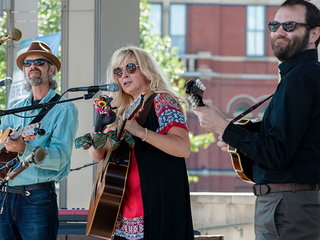 Over the Rhine performs at Washington Park