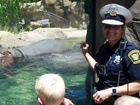 CPD officer unites little girl and Fiona