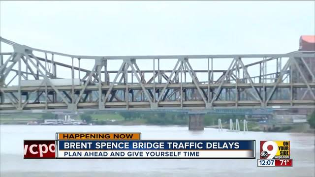 Brent Spence Bridge construction- Have a plan- be patient during two…
