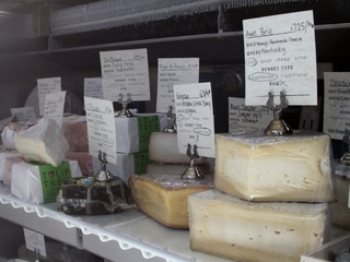 Look inside OTR's new artisanal cheese shop