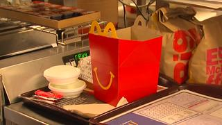 Putting McDonald's new home delivery to the test