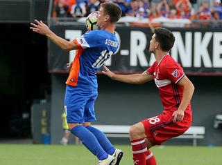 FC Cincinnati beats Chicago 3-1 in Open Cup