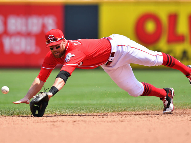 Joey Votto Owes Zack Cozart Donkey After All-Star Selection