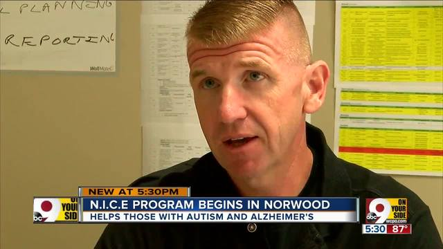 Norwood Aims To Reduce Stress Of Police Encounters For People With Autism Alzheimers Disease